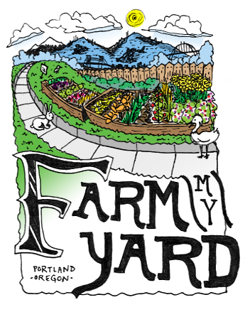Farm My Yard t-shirt design