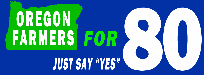 yes on Measure 80