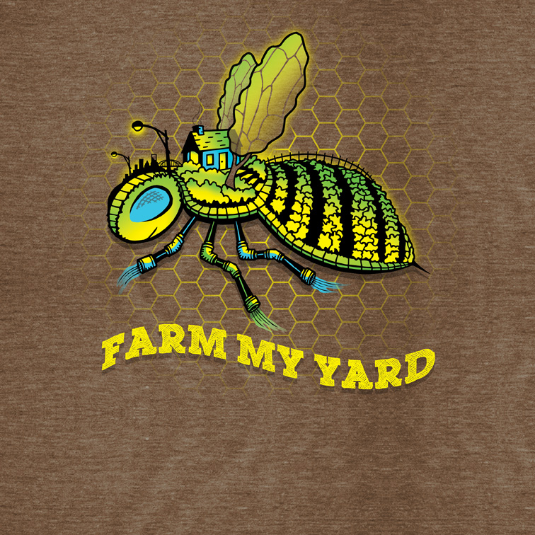 Farm My Yard shirt